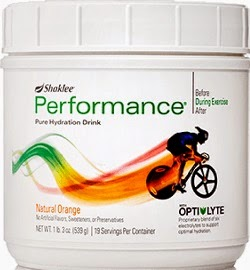 kelebihan performance drink shaklee