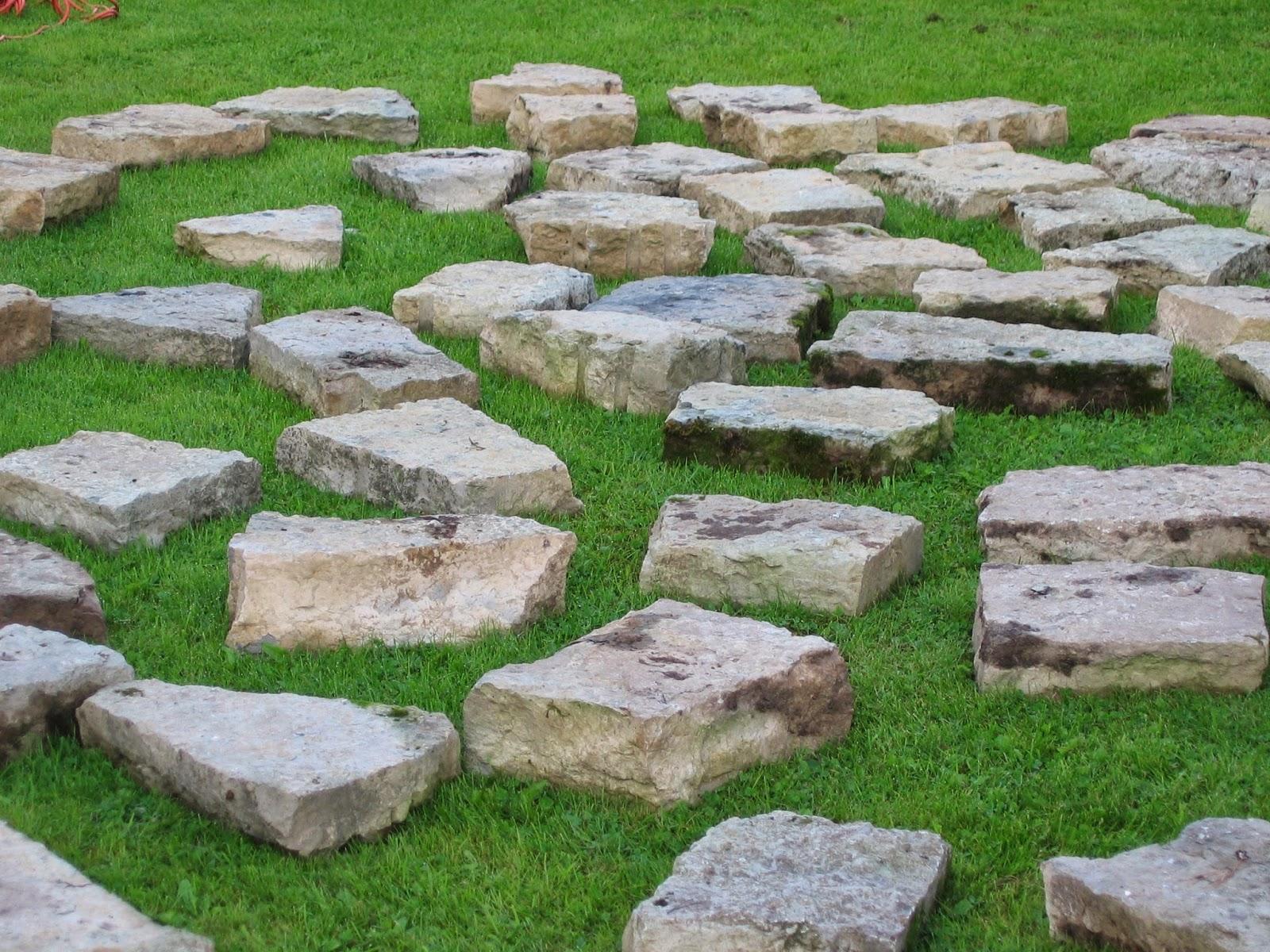 Isas trädgård: ruinspecial !