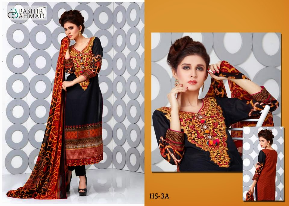 Lawn prints of Haseen 2015