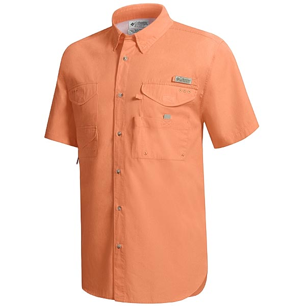 Since 1978 july 2011 for Fishing shirts that keep you cool