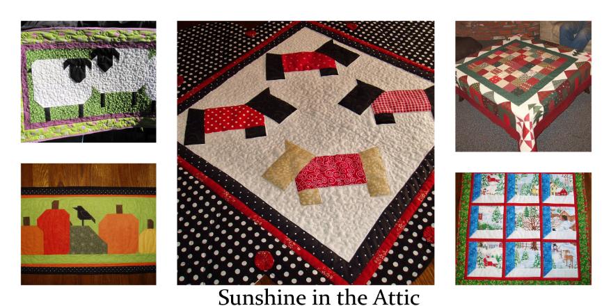 Sunshine in the Attic