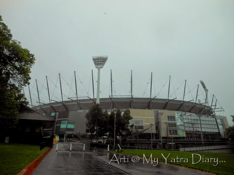 Melbourne Cricket Ground, The G or the MCG, Melbourne Victoria