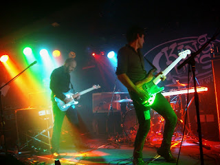 23.07.2012 Glasgow - King Tut's: The Unwinding Hours