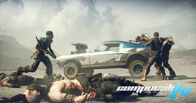 Mad Max PC Game Español