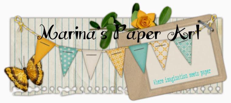 Marina's Paper Art