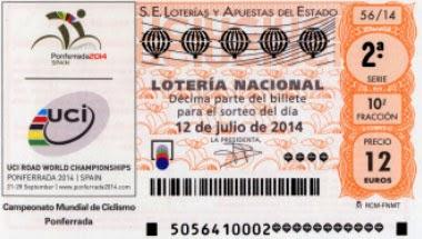 """Sorteo de la Lotería Nacional del sábado 12 de julio """"Especial verano"""""""