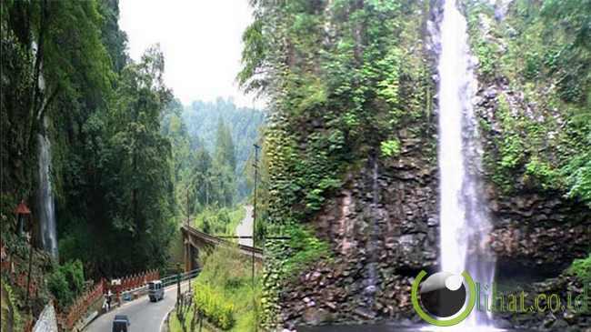 9. Lokasi Wisata Lembah Anai Sumatera Barat
