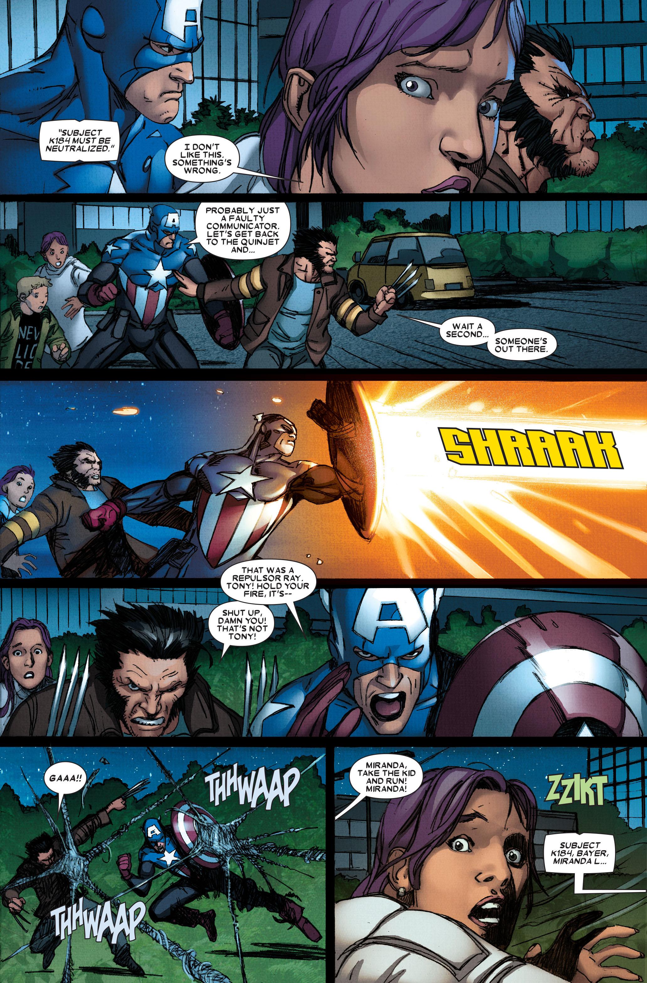 Wolverine: Weapon X #13 #4 - English 23