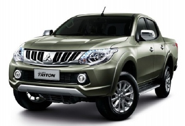 Latest Mitsubishi Triton Technology Tested in Offroad