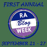 #RABlog Week