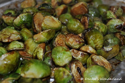 Easy and tasty Brussels Sprouts