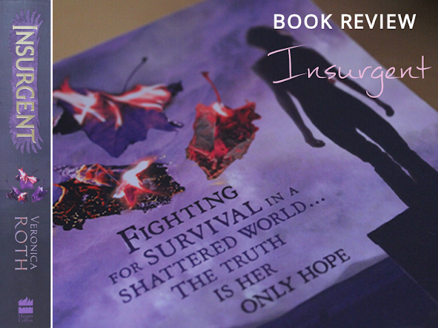 Insurgent Book Review - Divergent Trilogy