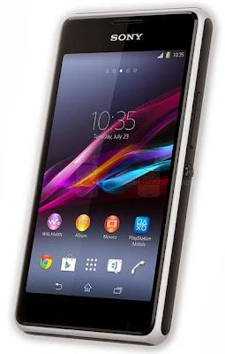 Harga Terbaru dan Spesifikasi Sony Xperia E1