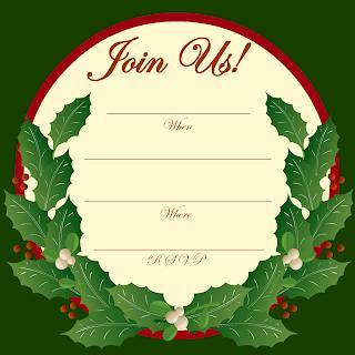 convites divertidos de natal