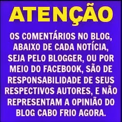 COMENTÁRIOS NO BLOG