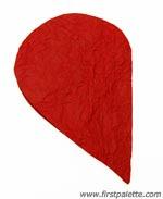 hacer un corazon de papel