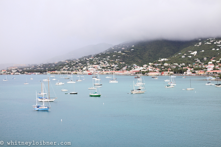 carnival cruise, St Thomas, cruise stops, Carnival Victory, beach