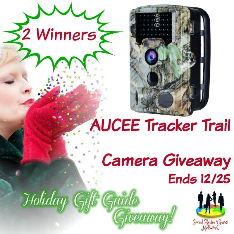 Aucee Trail Camera Giveaway