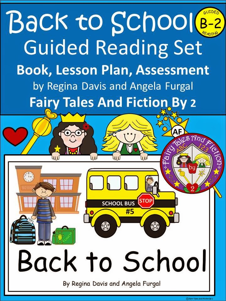 http://www.teacherspayteachers.com/Product/A-Back-To-School-Level-B-2-Guided-Reading-Book-1287185