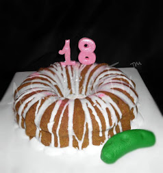 Annaleise's 18th Birthday Cake