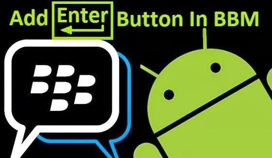 Artikel Terkait Cara Mengaktifkan Tombol Enter BBM di Android :