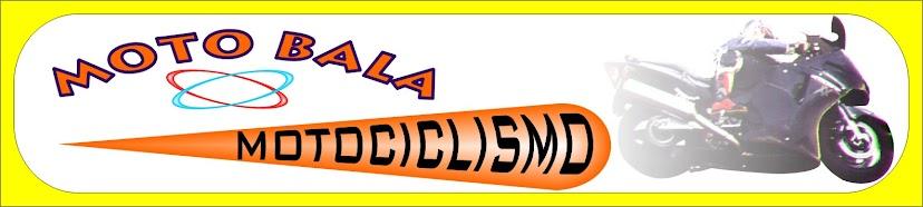 Moto Bala Motociclismo