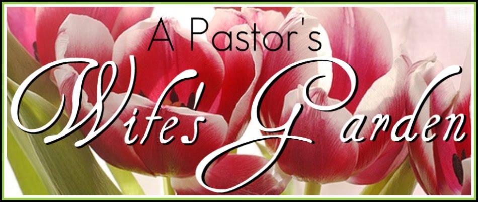 A Pastor's Wife's Garden