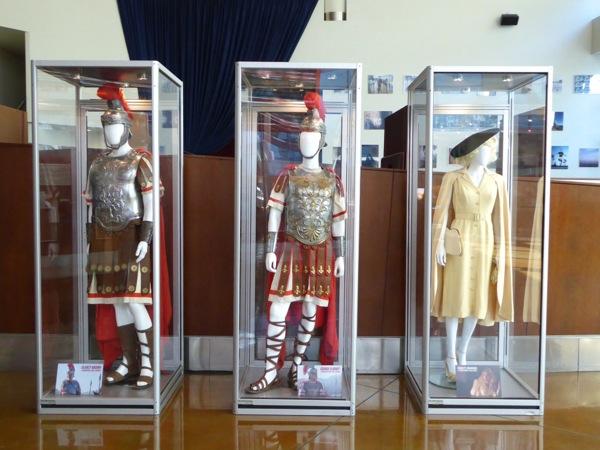 Original Hail Caesar movie costumes