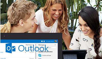 Como cambiar estilo y color fuente predeterminada Outlook