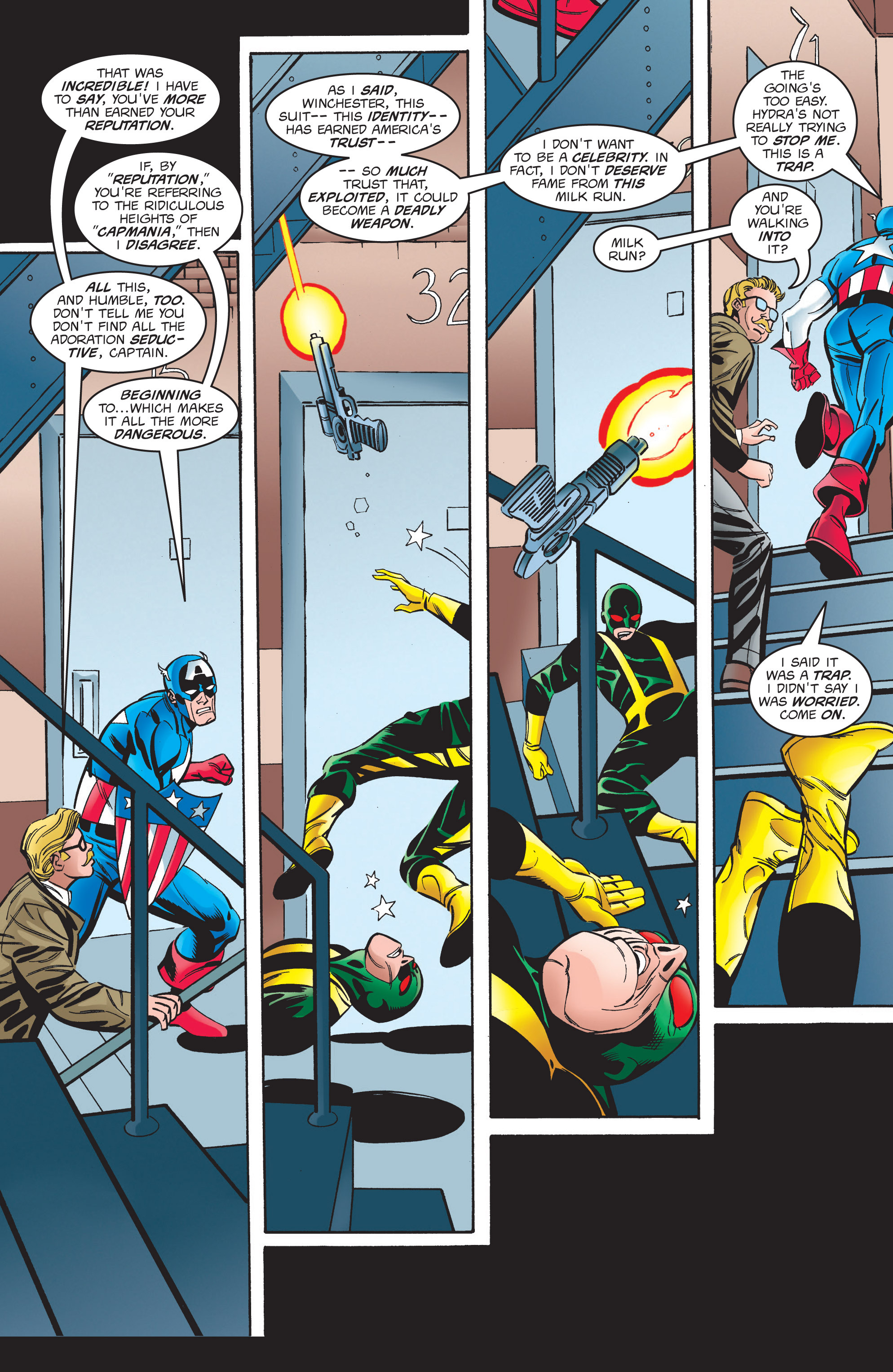 Captain America (1998) Issue #5 #8 - English 14