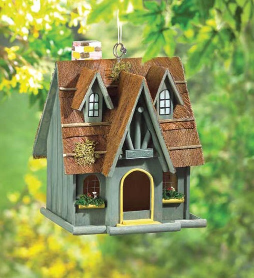 Lady Anne S Cottage Charming Birdhouses