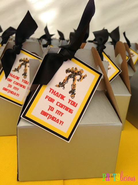 Transformer Theme Party Baby Shower Ideas Themes Games