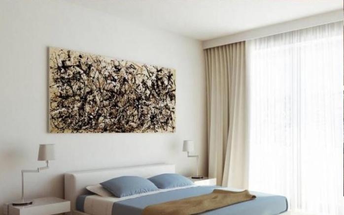 Decorar habitaciones cortinas dormitorio moderno - Cortinas para dormitorios modernos ...