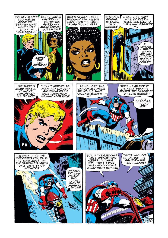 Captain America (1968) Issue #140 #54 - English 18