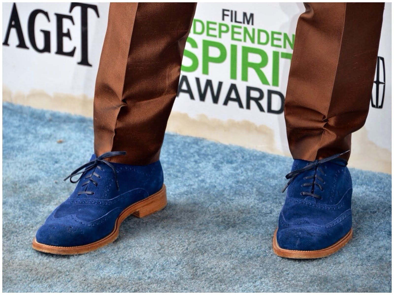 Matthew McConaughey in Dolce Gabbana - 2014 Film Independent Spirit Awards