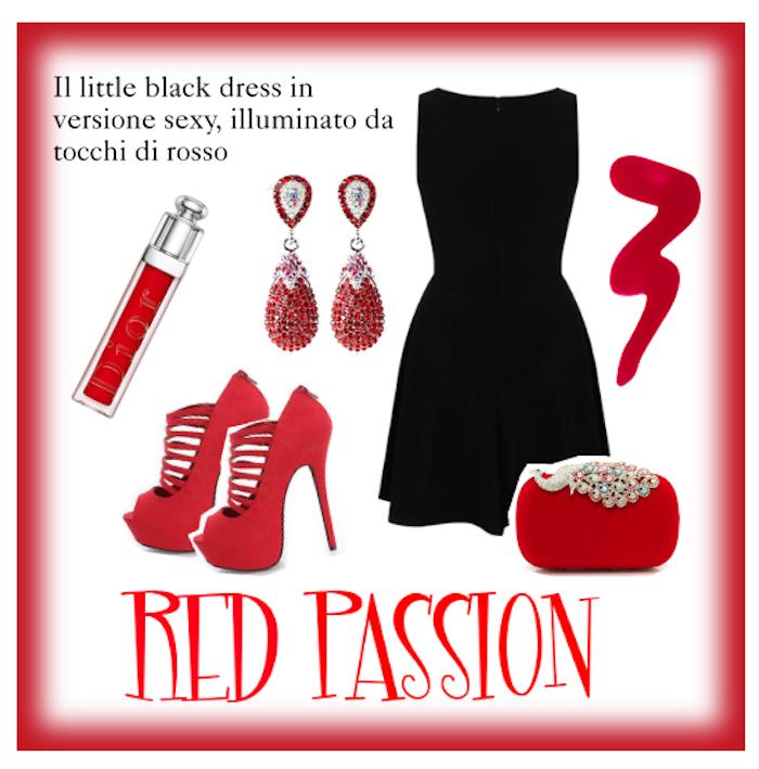 accessori rossi