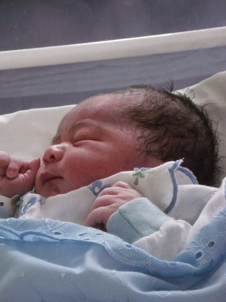 Esse foi um dos dias mais felizes da minha vida. O nascimento do joão Lucas meu sobrinho mais novo <3