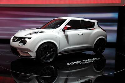 2013 Nissan Juke Nismo