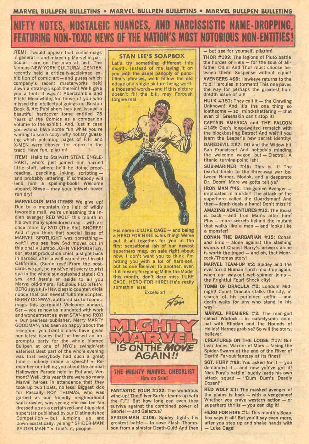 Conan the Barbarian (1970) Issue #15 #27 - English 23