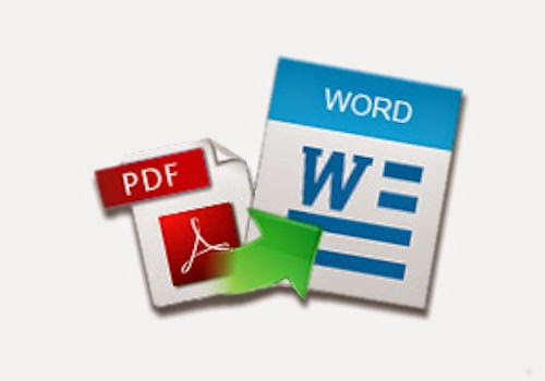 Home » Tutorial » Cara Merubah File PDF to Word Tanpa Software