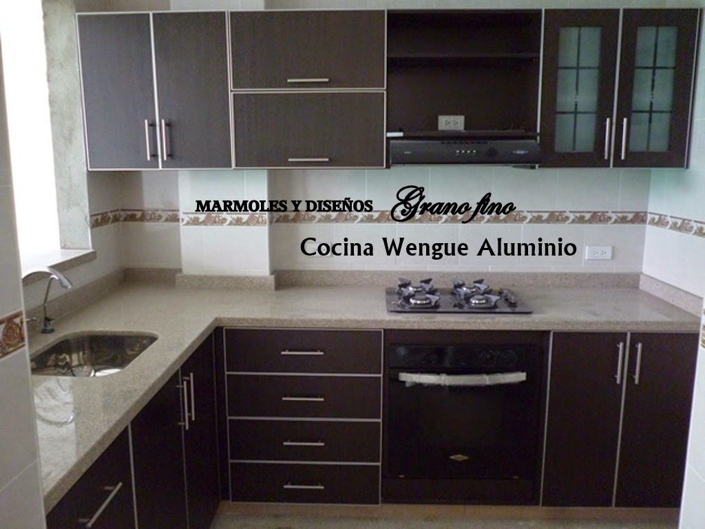 Cocinas integrales for Modelos de decoracion de cocinas
