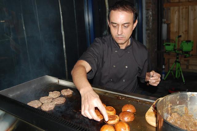 London Burger Bash - Comptoir Gascon