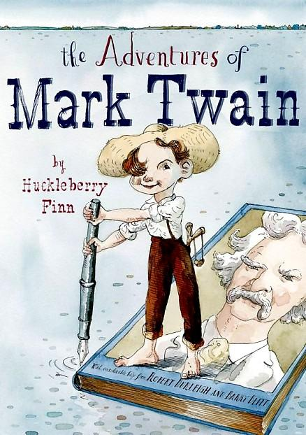 the style and structure of the adventures of huckleberry finn by mark twain Huckleberry finn, inspired by a prequel (the adventures of tom sawyer) that was for boys, is a book that celebrates the lost world of childhood, the space and mystery of the midwest above all, it.