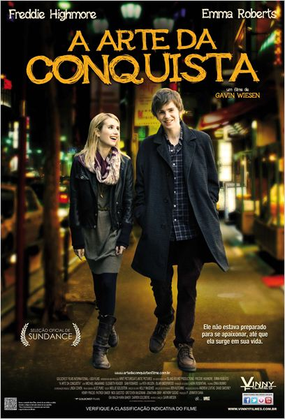 Arte Da Conquista Dublado AVI BDRip Download