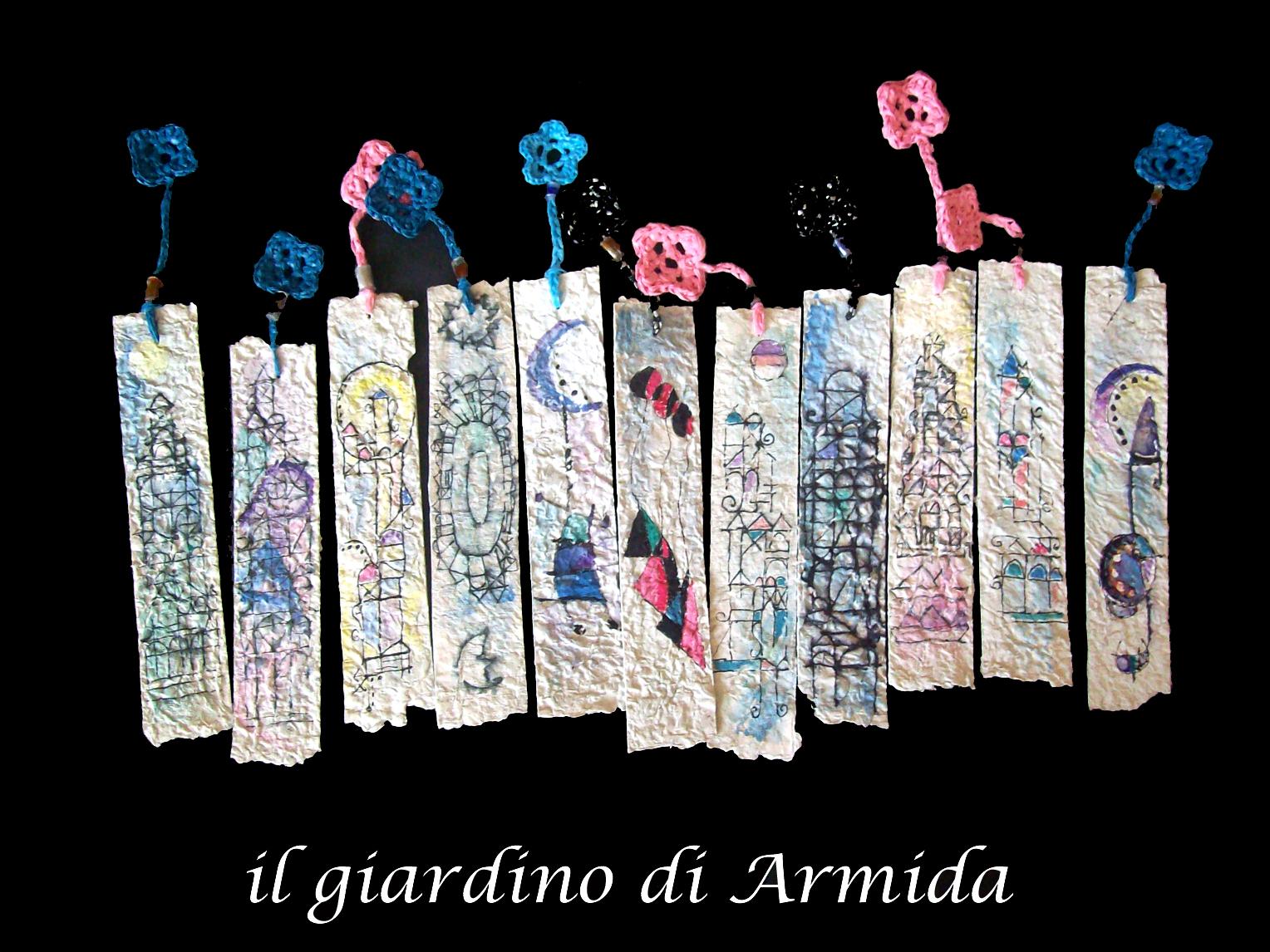 Il giardino di armida un mese di segnalibri - Il giardino di ausonia ...