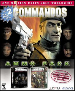 Commandos Ammo Pack