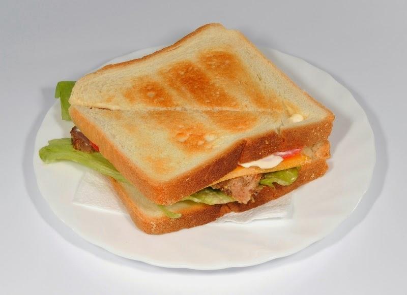 Сэндвич домашних условиях