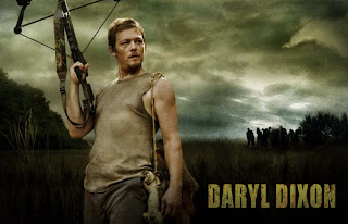 Daryl Dixon HD Wallpaper