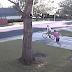 Tentou roubar bicicleta mas...