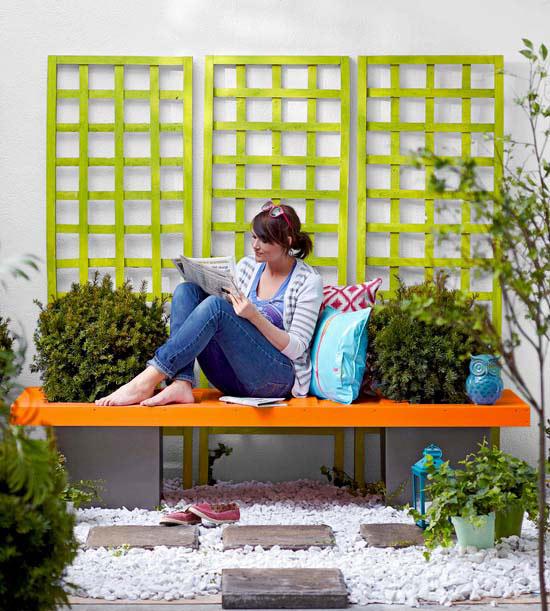 banco de jardim fazer:Florida Ventana: Banco para o Jardim